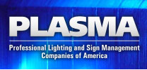 Professional Lighting and Sign Management Companies of America